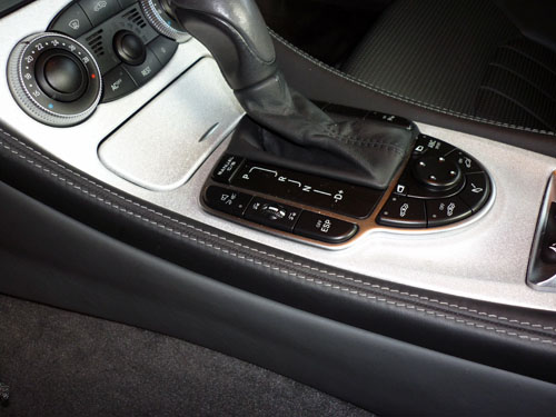 Mercedes SL (R230) distronic switch