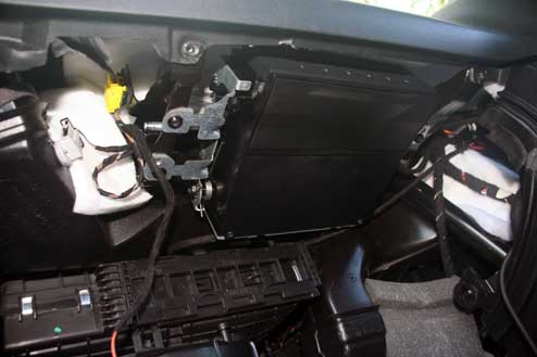 CD Changer Retrofit in ML, GL and R Class